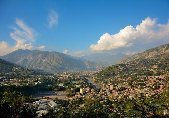 Pakistan is full of breathtaking views   Muzafarabad