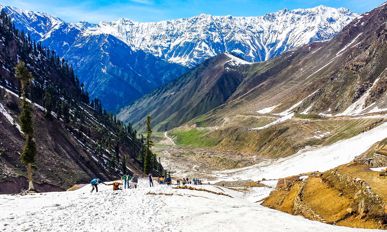 Naran Kaghan Valley Photo by Talha Hanif