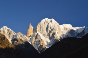 Lady Finger and Ultar Peak