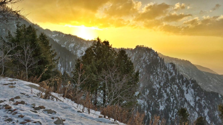 Malam Jabba Sunset 1 Swat Valley Pakistan 1