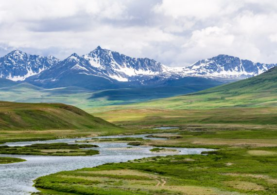 The Land of Giants Deosai