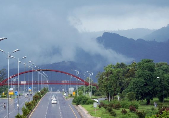 Islamabad the beautiful