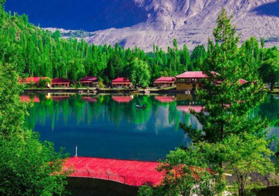 shingrila  lake