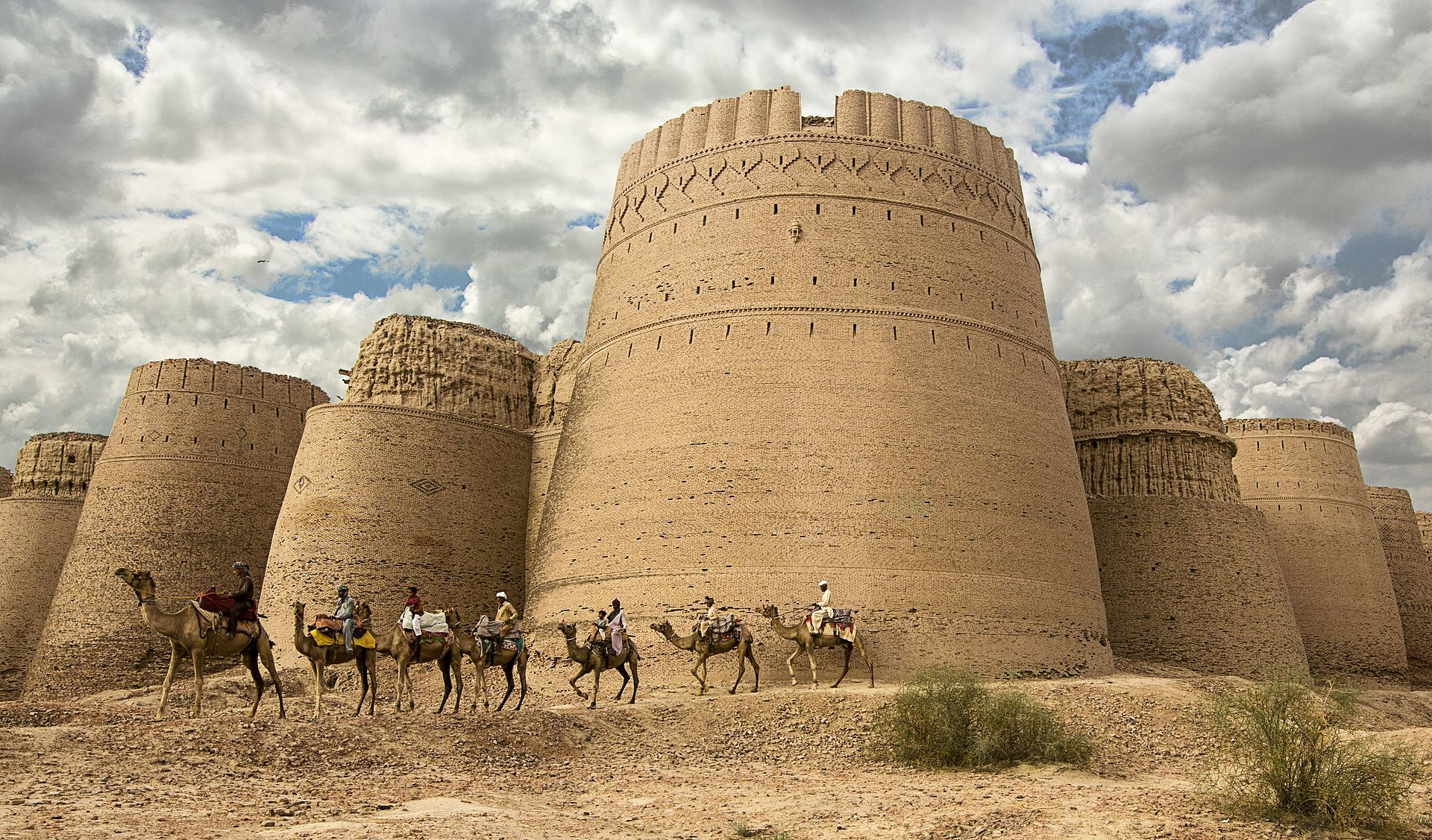 Darawar Fort 1