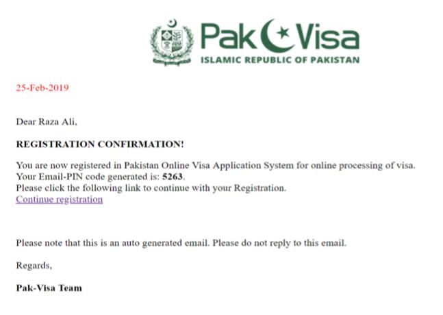 Pakistan Visa 6