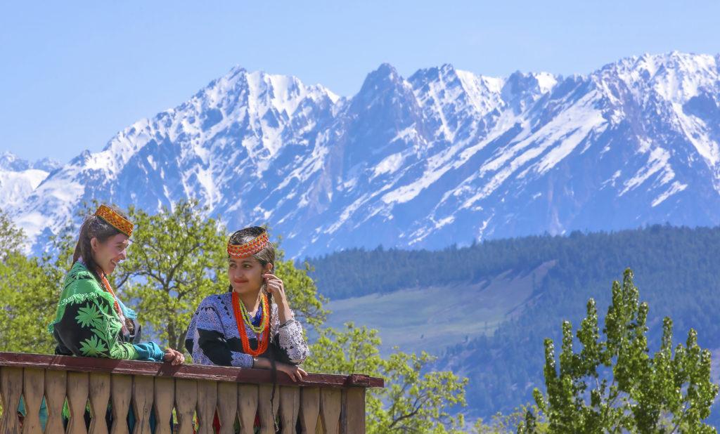 Kalash of Birir Valley Coniferous Forest