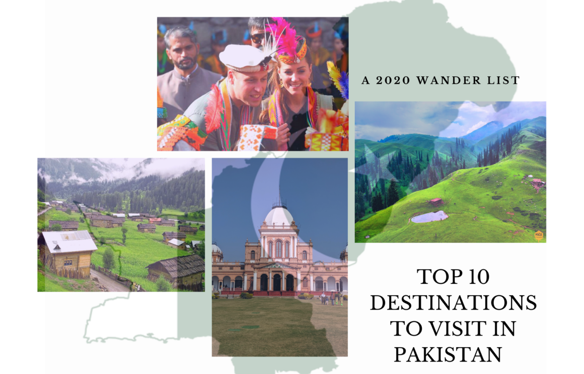 Pakistan Top 10 Destinations